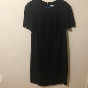 Perfect plus size black dress!